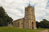 CC019.  A large church no longer used for worship, as the owners of Croome Court are now long gone.