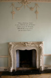 CC032.   The fireplace in large hall - this says it all.