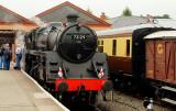73129 at Kidderminster.