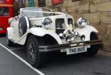 The Wedding car.