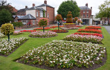 Park in Oswestry.