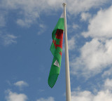 CC006.The Welsh Flag.