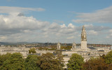 CC012. A view from the top of Cardiff University.