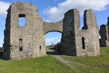 Newcastle Emlyn Castle.