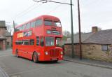 Midland bus on Old Birmingham Road