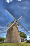 Bembridge Windmill.