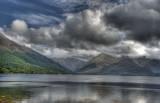 The three sisters - Loch Shieldaig.