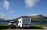 Loch View - Bunree.