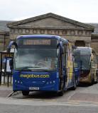 SP62 CFM - Inverness Bus station.