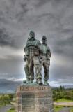Commando Monument.