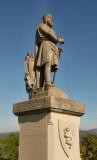 King Robert the Bruce.
