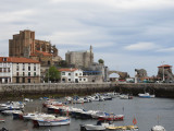 Port of Castro Urdiales - Spain.