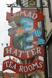 Mad Hatter Tea Rooms.