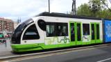 Bilbao Tram.