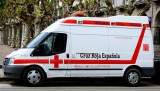 Spanish Ambulance
