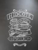 Hidcote Cafe'