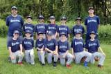 Vienna Little League AAA Mariners Spring 2015