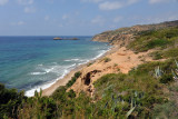 Northwest coast of Algeria