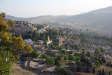 View from Boulevard Youcef Zighoud, Constantine