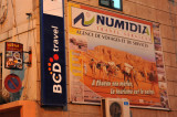 Numidia Travel Services - named after the ancient kingdom and later Roman province