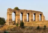 Antonian Roman aqueduct, constructed during the reign of Antonius Pius (138-161 AD), Constantine