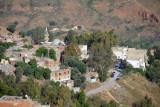 Village beneath the plateau of Constantine