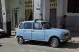Renault 4 - manufactured in Algeria until 1969