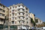 On the north side of the old city near the El Kantara Bridge