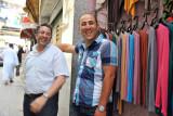 Friendly locals in Constantine