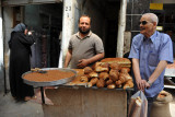 French croissants and traditional baked goods, Souq of Constantine