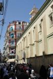 Busy Rue Larbi Ben M'Hidi, Constantine