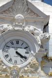 1884 Paul Garnier (Paris) clock, Constantine - also inoperative