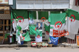 Display of Algerian nationalism, Place Emir Abdelkader, Tlemcen