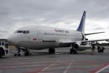 First Air B737 (C-FNVK) at YOW