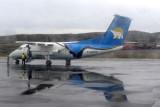 Canadian North Dash-8 (C-GXCN) at Iqaluit CYFB