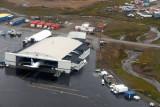 First Air Hanger, Iqaluit