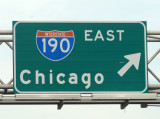 I-190 East to Chicago