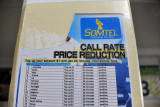 Mobile phone rates are very low in Somaliland, just 5 cents a minute internationally