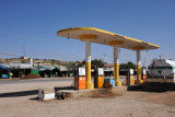 Gas station along Somaliland Highway 1 on the edge of Hargeisa