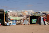 Tents on the edge of Hargeisa