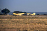 Derelict Somali Air Force MiG fighter jets, Hargeisa Airport