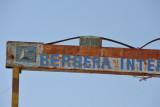 Entrance to Berbera International Airport
