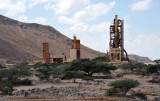 Berbera Cement Factory - somewhere between ruined and neglected