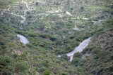 Somaliland Highway 2 climbing to the Sheikh Plateau