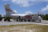 Air Tahiti ATR42 (F-OIQD), Bora Bora