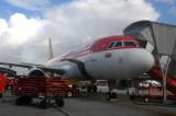 Avianca A318 (N961AV)- Bogota