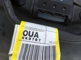 Baggage tag to Ouagadougou, Burkina Faso