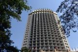 Hotel Kazakhstan, the second tallest building in Almaty