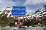 Oberalppass - Rheinquelle