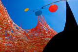 Arne Quinze and Alexander Calder MAMAC Nice